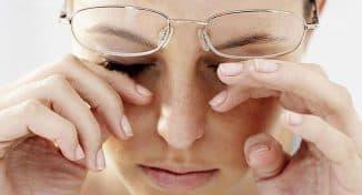 Падает зрение что делать